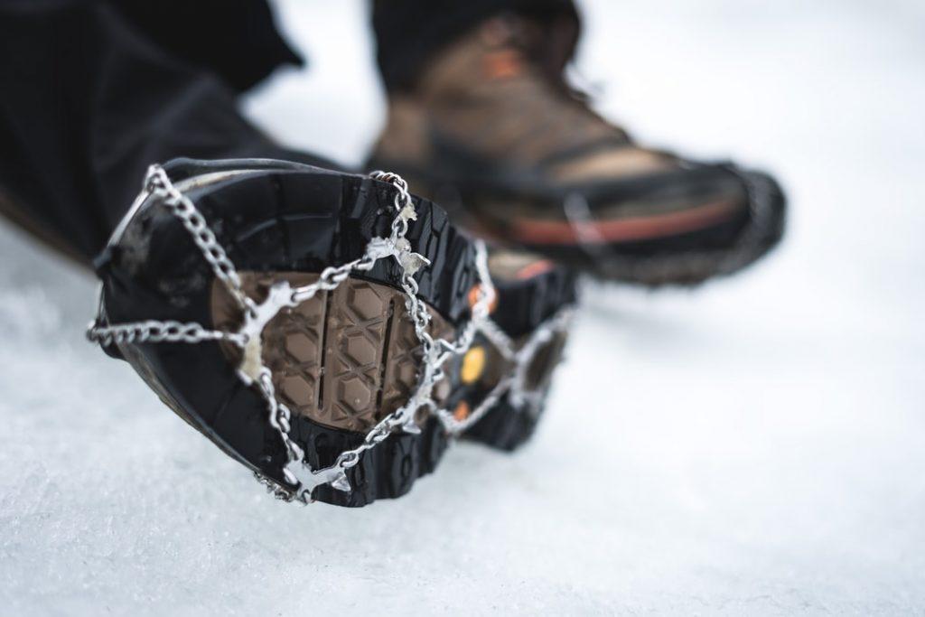 shoe non slippery